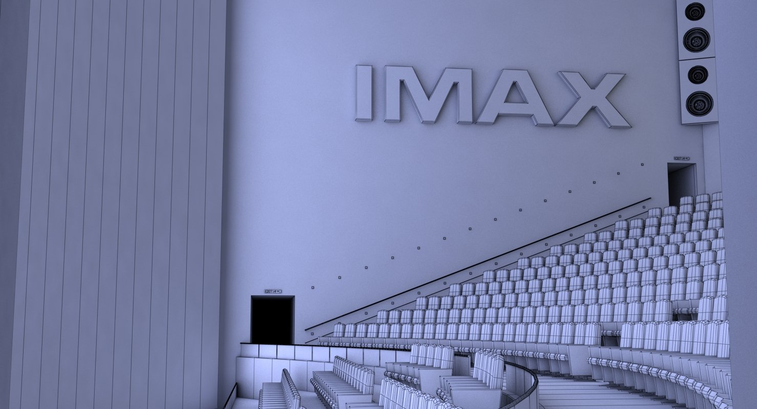 IMAX Cinema - WireCASE