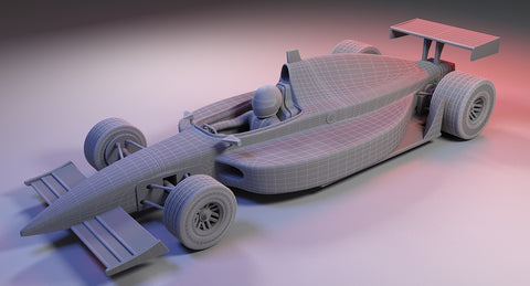 Indy Race car 2