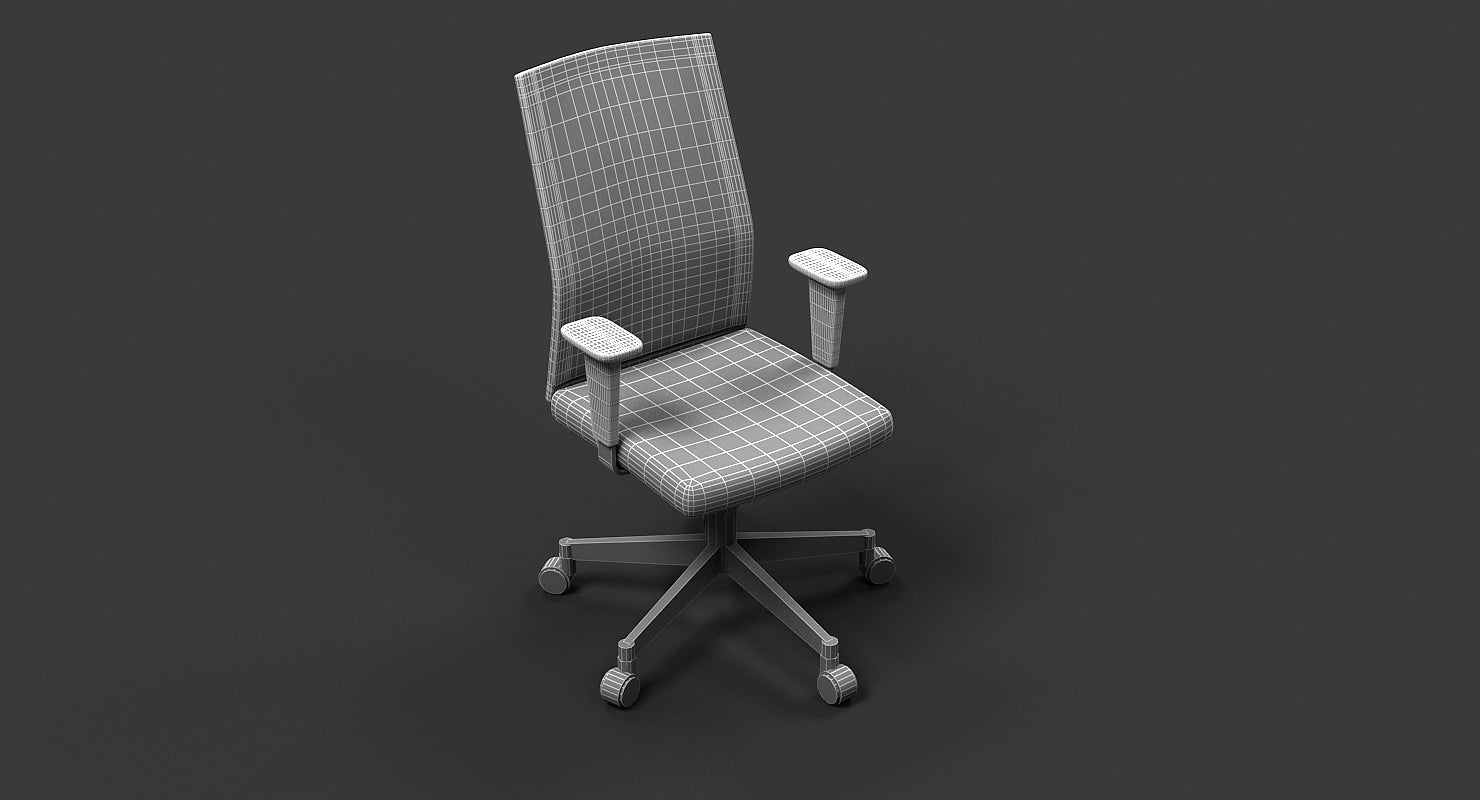 Iteck Meeting Chair - WireCASE