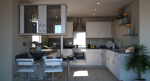 3D Kitchen 15