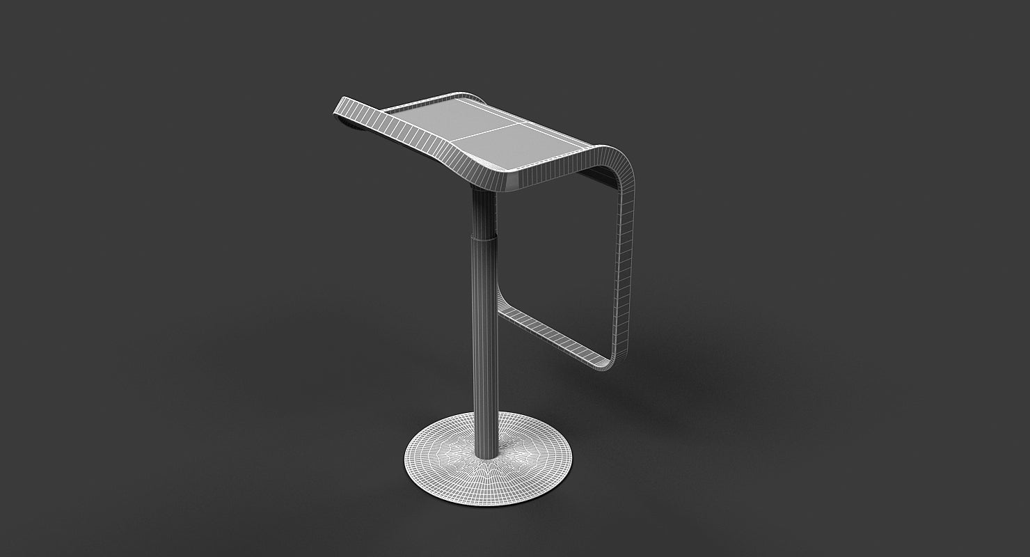 Lem Stool - WireCASE