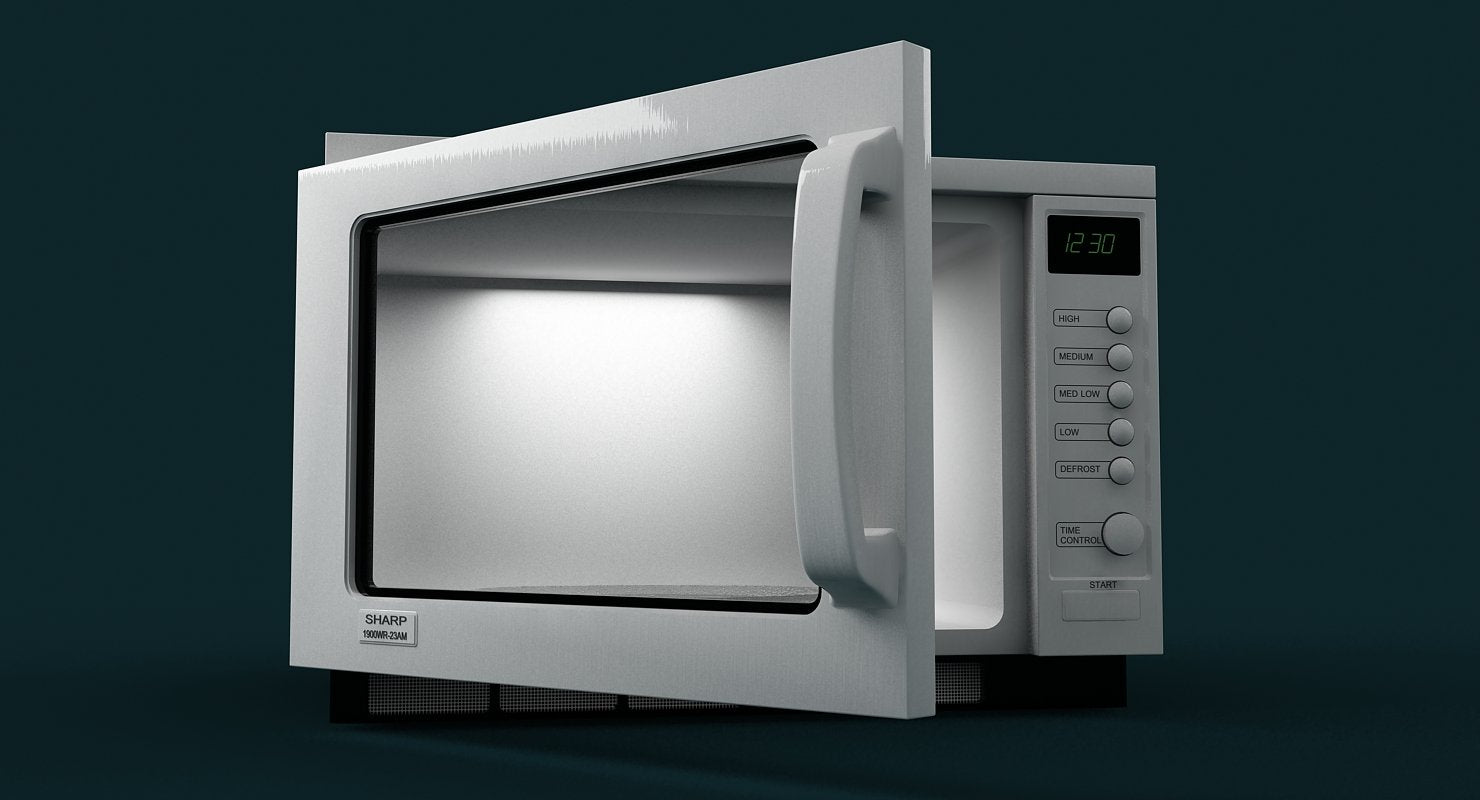 3D Microwave - WireCASE