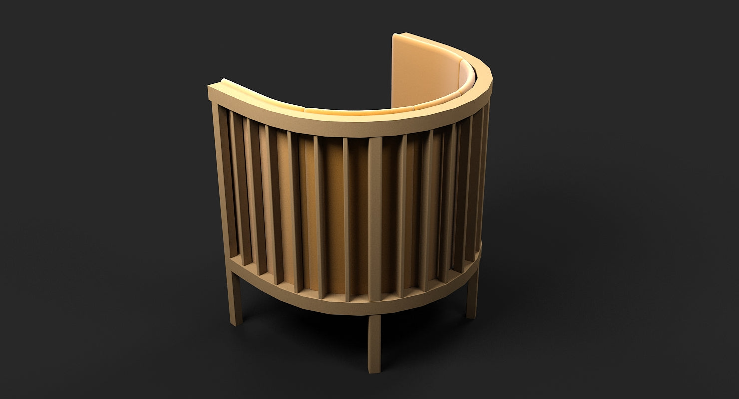 Neptunus Chair - WireCASE