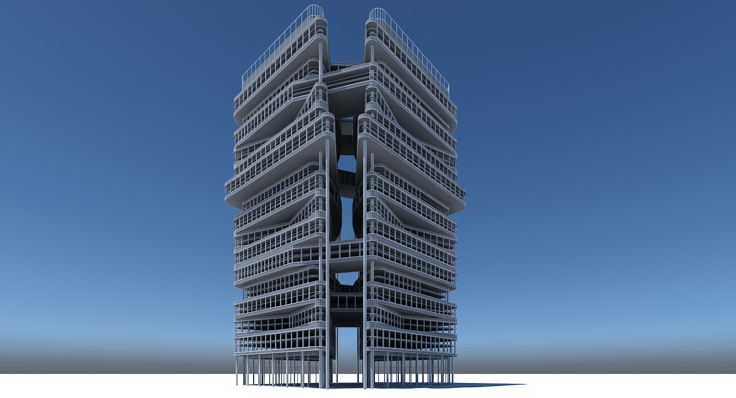 Office Building Tower 1