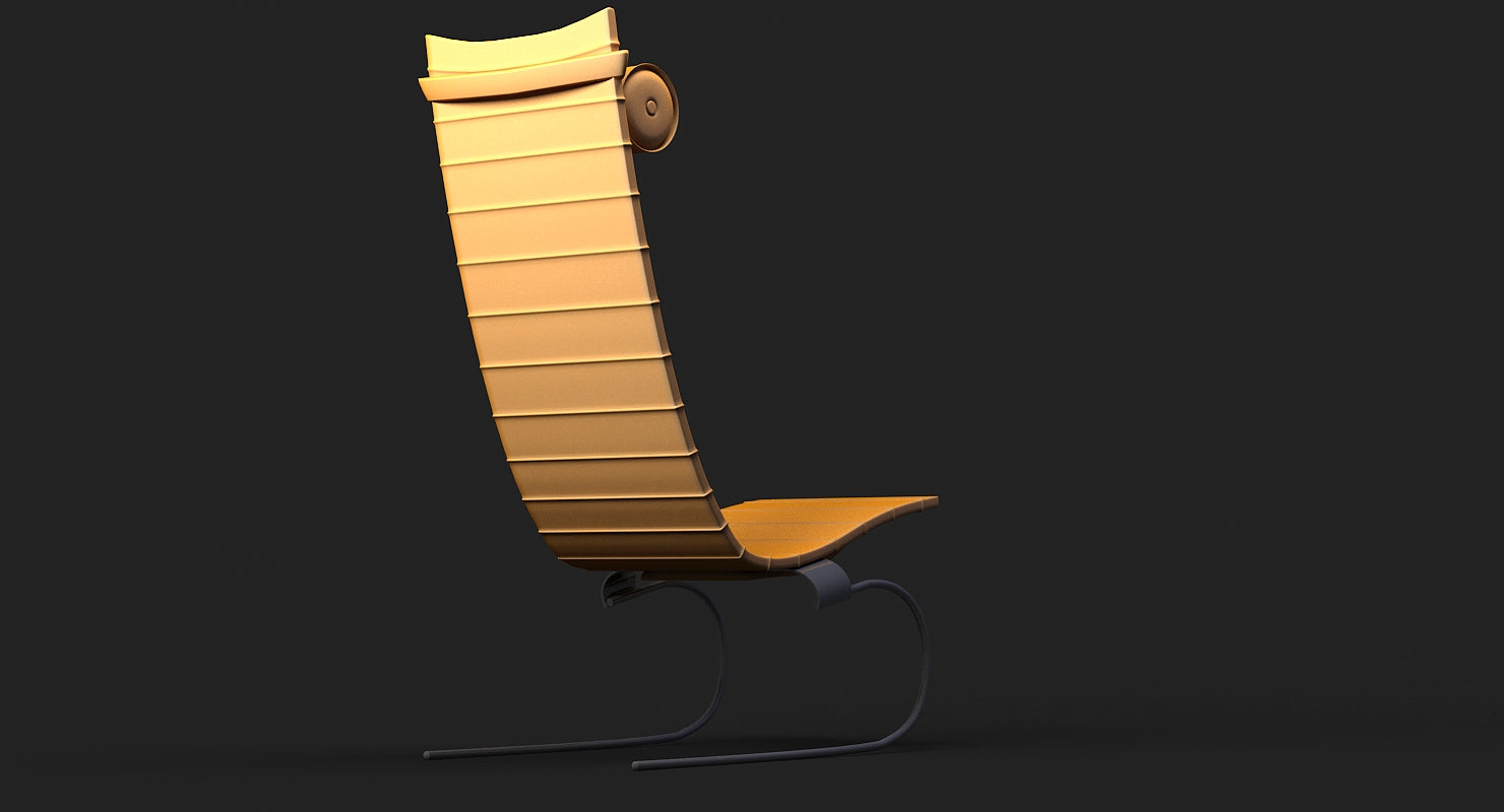 PK 20 Chair - WireCASE