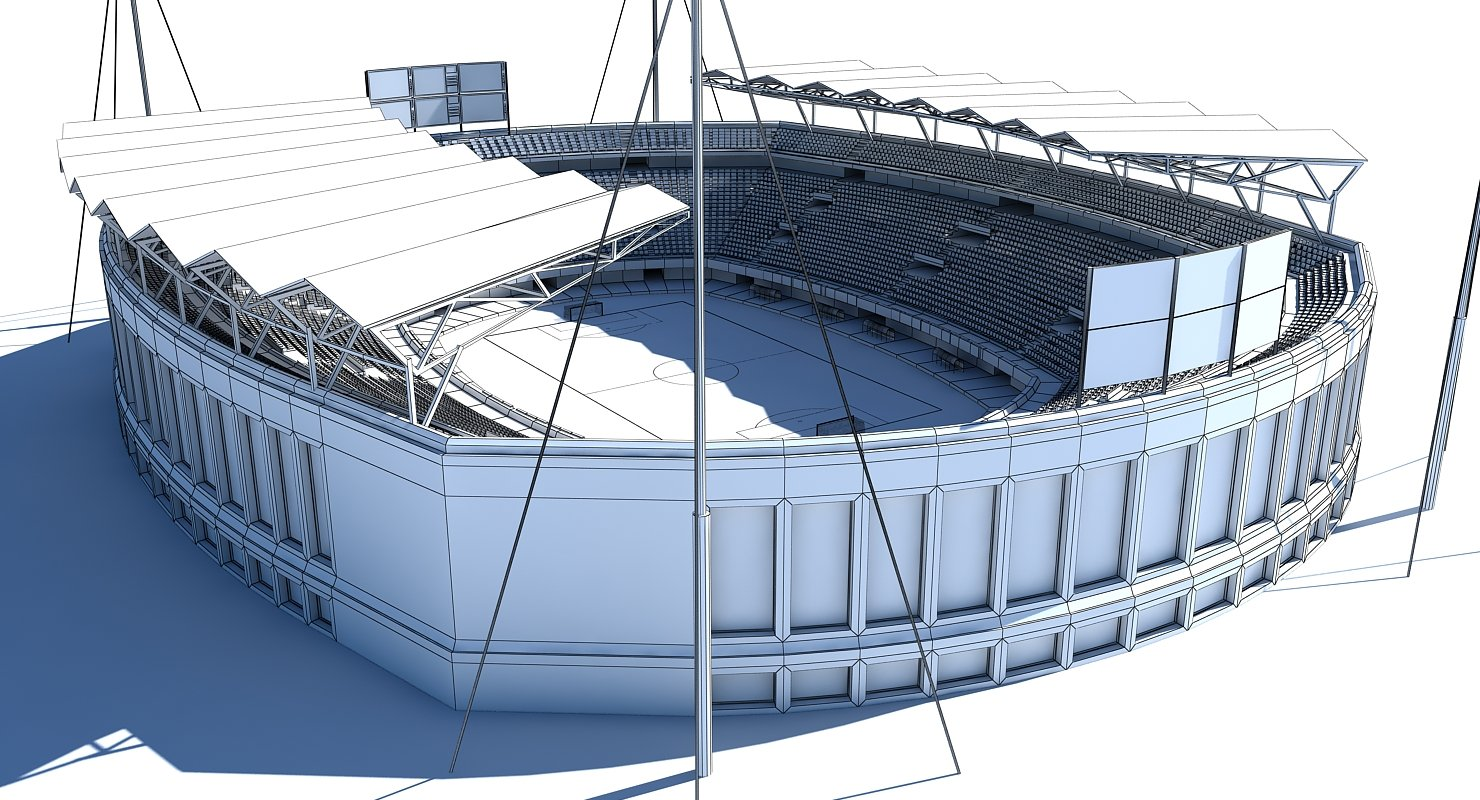 Football Stadium - WireCASE