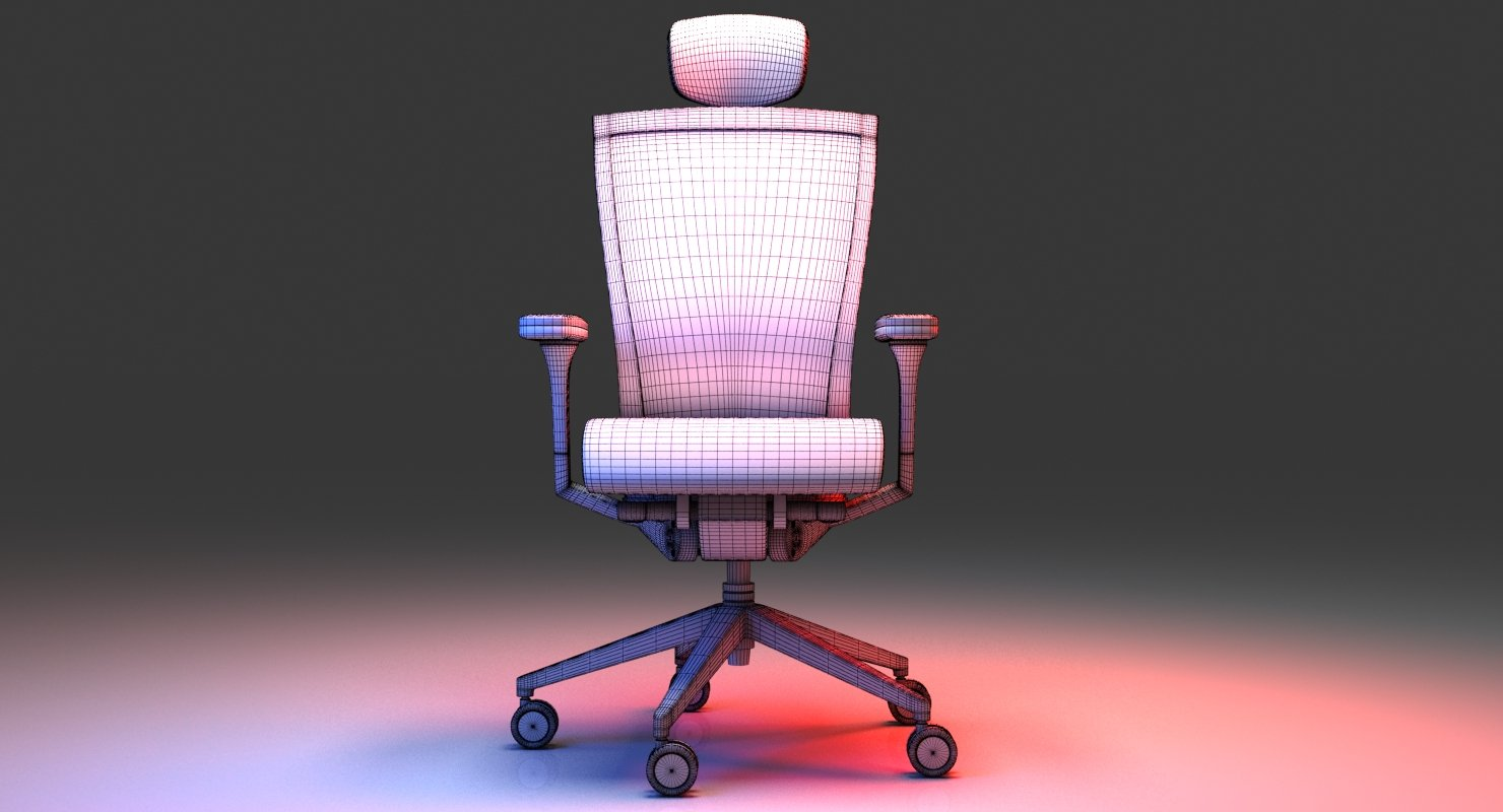 Techo SIDIZ Chair - WireCASE