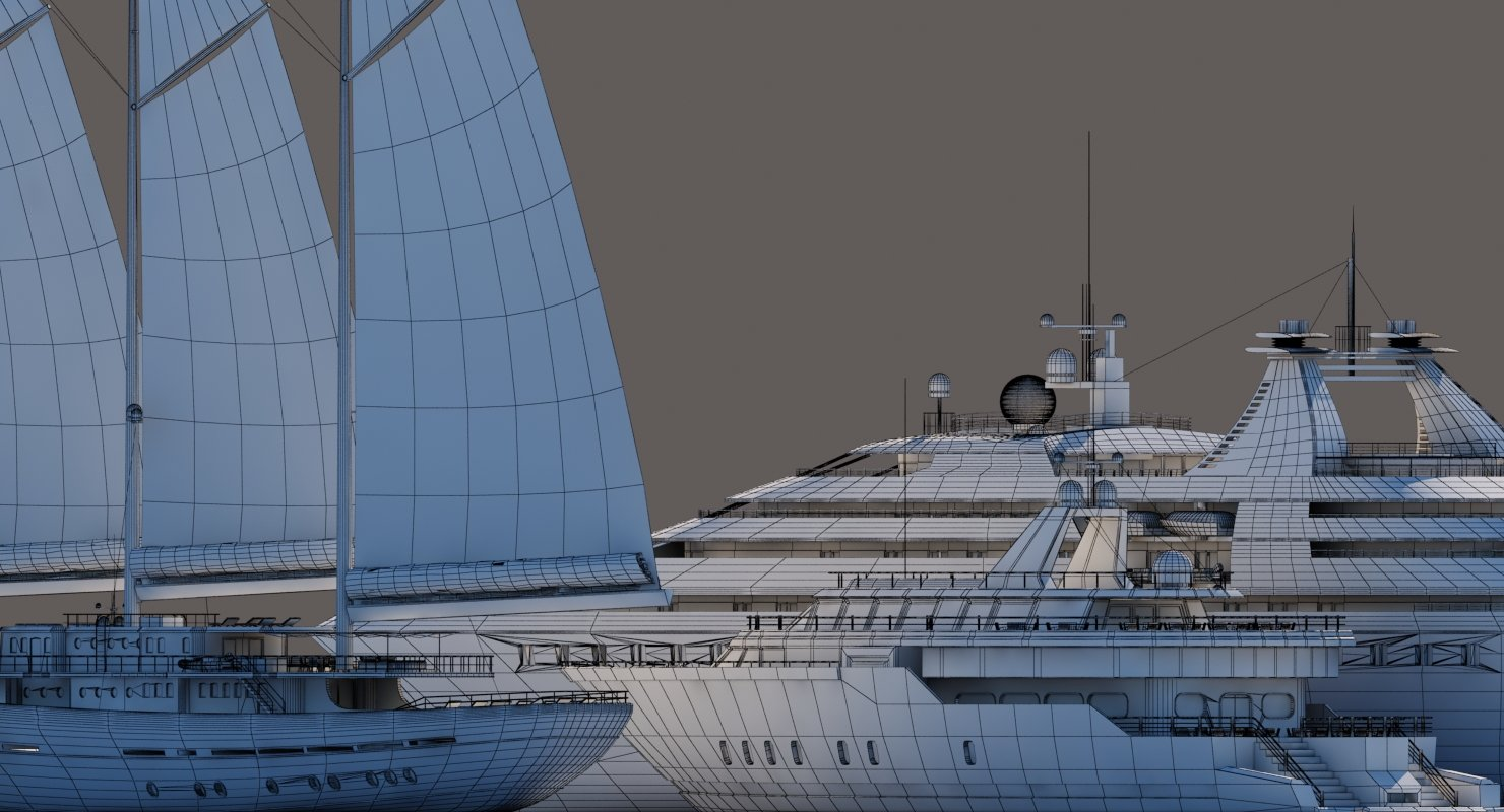 Yacht Collection - WireCASE