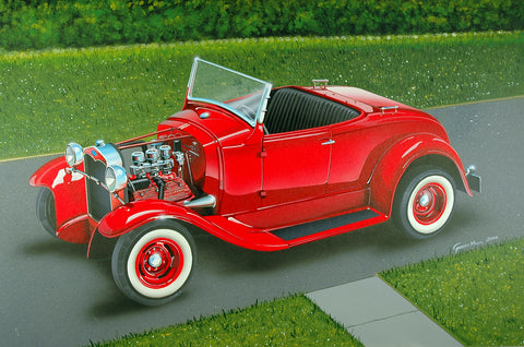 1931 Ford High Boy V-8