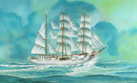 USS Eagle Sailing Ship