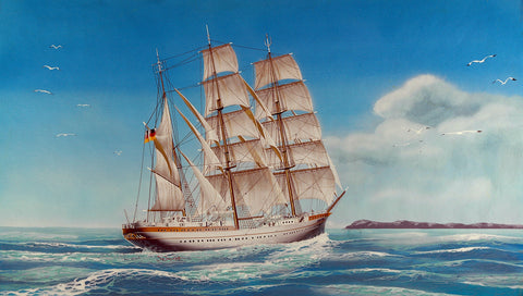 The Gorch Fock