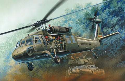 UH-60L Blackhawk Helicopter