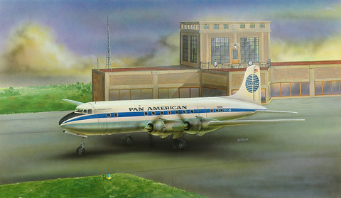 Pan Am DC-6B
