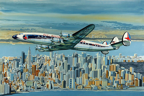 Eastern Air Connie