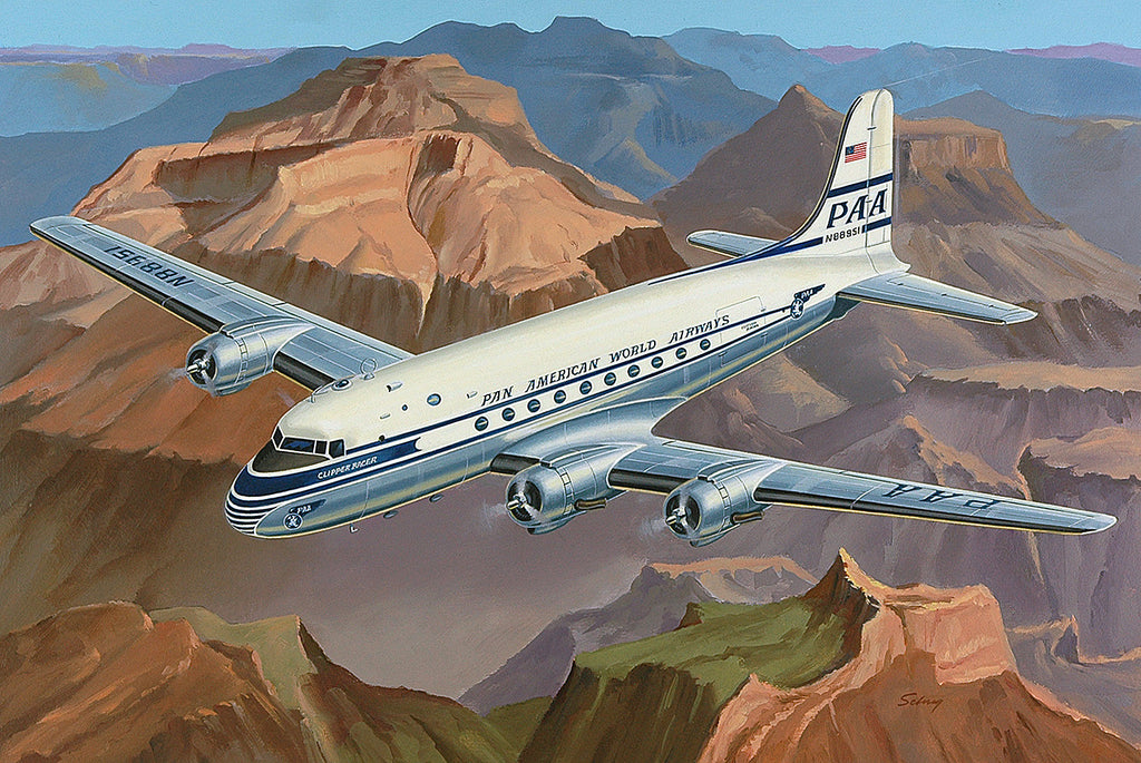 Pan Am DC-4