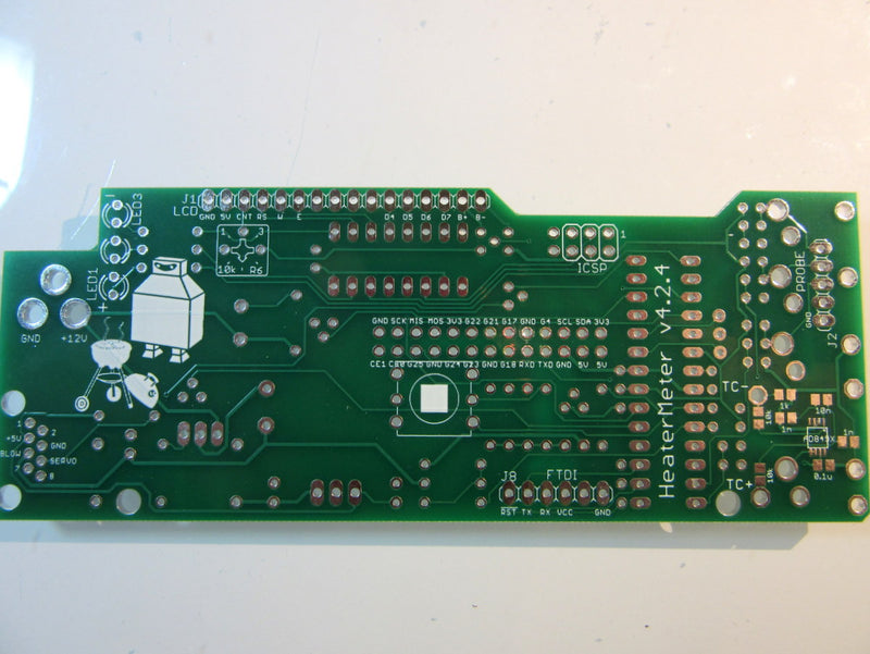 HeaterMeter v4.2 Circuit Board Only