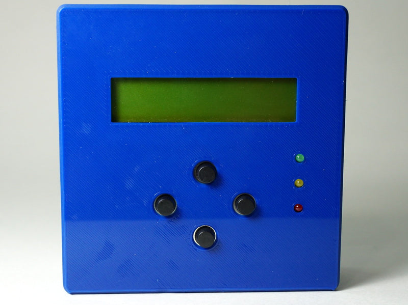 Case for HeaterMeter