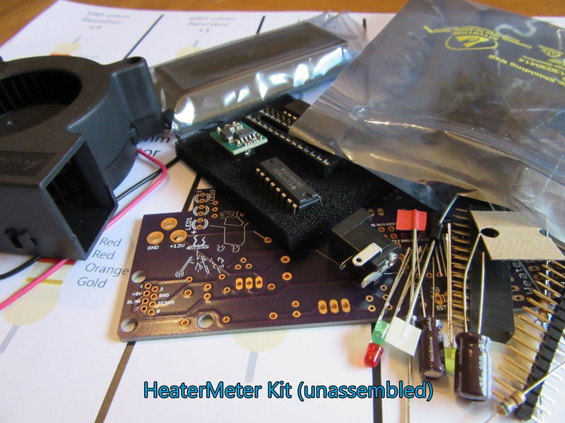 HeaterMeter BBQ Controller Official Store