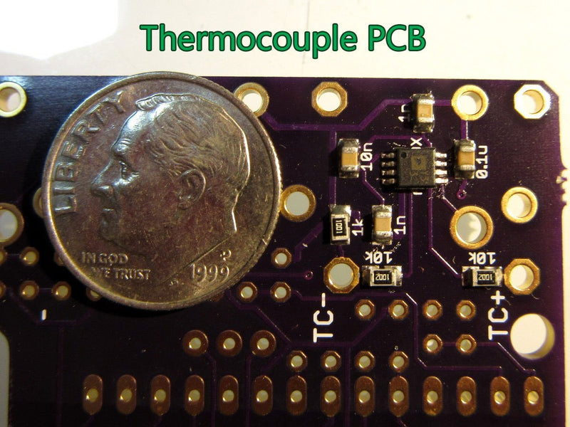 HeaterMeter v4.2 Thermocouple PCB