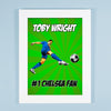personalised-footballer-wall-art