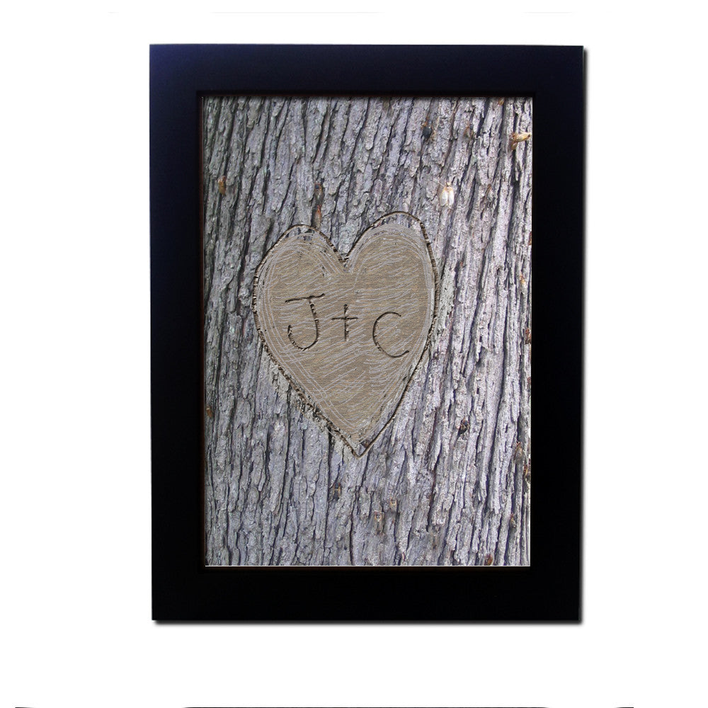 Personalised-Tree-Carving-Poster