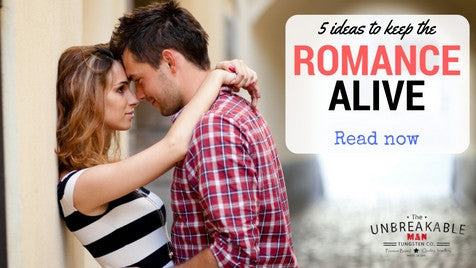 5 ideas to keep the romance alive