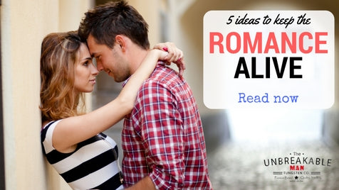 5 ways to keep the romance alive