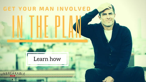 How to get your man involved in the plan.