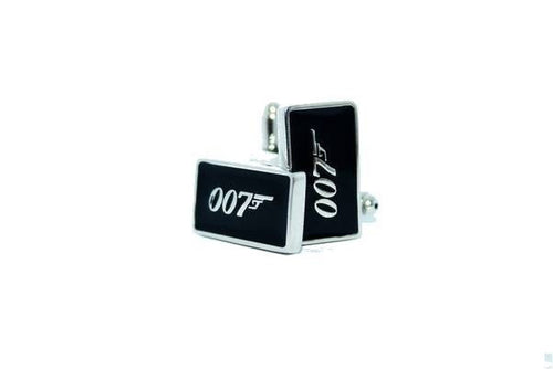 007 Cuff Links, Unbreakable Man - 1