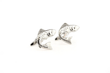 Load image into Gallery viewer, Trout Cuff Links