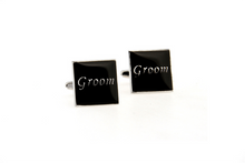 Groom Cuff Links, Unbreakable Man - 2