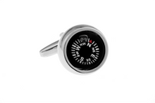 Load image into Gallery viewer, Compass Cuff Links, Unbreakable Man - 1