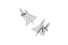 Load image into Gallery viewer, Concorde Plane Cuff Links