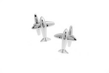 Aeroplane Cuff Links