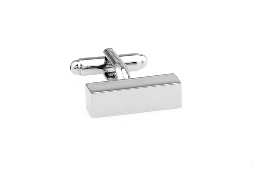 Elegant Bar Cuff Links