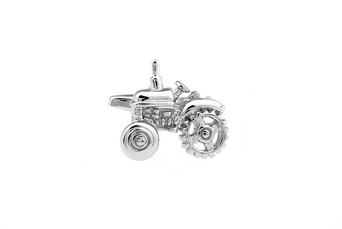 Tractor Cuff Links
