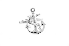 Load image into Gallery viewer, Anchor Cuff Links, Unbreakable Man - 1