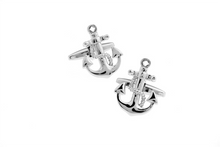 Load image into Gallery viewer, Anchor Cuff Links, Unbreakable Man - 2