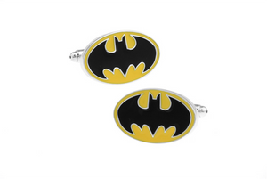 Batman Cuff Links - Colour