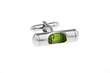 Load image into Gallery viewer, The Leveler Cuff Links, Unbreakable Man - 1