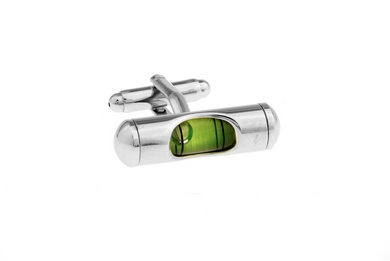 The Leveler Cuff Links, Unbreakable Man - 1
