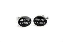 Grandfather Cuff Links
