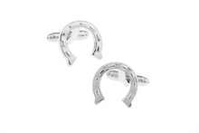 Horse Shoe Cuff Links, Unbreakable Man - 2