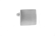 Load image into Gallery viewer, Elegant Brushed Cuff Links with engraving, Unbreakable Man - 1