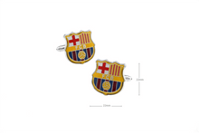 Load image into Gallery viewer, Barcelona Cuff Links