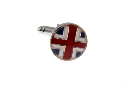 Union Jack Cuff Links, Unbreakable Man - 1