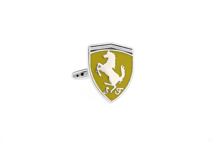 Prancing Horse Cuff Links