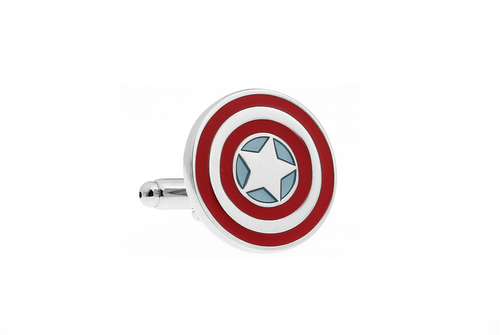 Captain America Cuff Links
