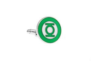 Green Lantern Cuff Links
