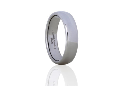 Soul Tungsten Ring, Unbreakable Man - 1
